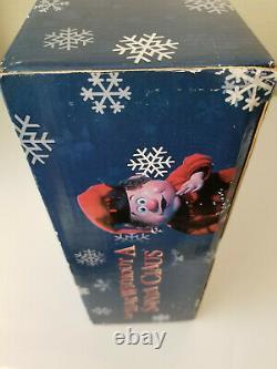 2002 Year Without A Santa Claus Figure Set-Heat Miser, Mrs. Claus, Jingle CHRISTMAS