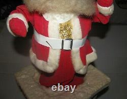 22 Vintage 1960s MECHANICAL Santa Claus Christmas Harold Gale Store Display