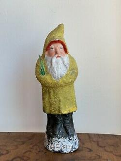 8 Vintage Antique Belsnickel German Christmas Santa Claus Candy Container