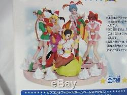 Capcom Christmas Santa Claus Girls Figures ver2 Completed Set