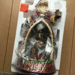 Christmas Santa Claus Disney Show case Collection Jim Shore from Enesco figure