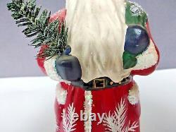 Christopher Radko 9 Santa Ino Schaller Family # 17 of 600