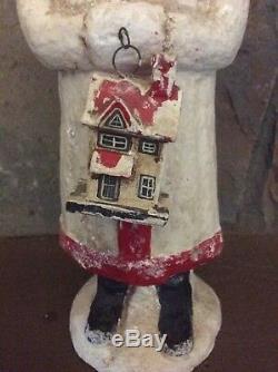 Debbee Thibault Santa Claus, Rare, Retired, Free Shipping