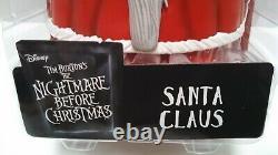 Diamond Select Nightmare Before Christmas Santa Claus Action Figure 8 Tall 2017