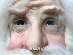 Elegant Santa Claus by Jacqueline Kent Christmas Tidings #345632 32 Tall