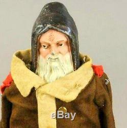 Exceptional Vintage 1893 Ives Blakeslee Walker Santa Claus