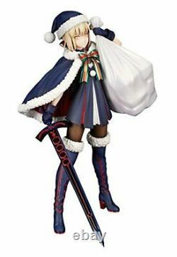 Fate/Grand Order Rider/Altria Pendragon Santa Alter 1/7 PVC Figure Japan