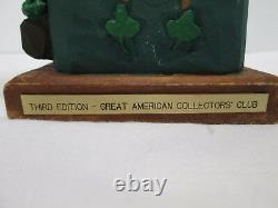 GREAT AMERICAN Taylor Collectible Timothy Clause (IRELAND) 1996 $147