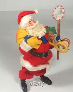 Klumpe Roldan Doll Santa Claus Wool Felt