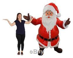 Large Santa Claus Statue Santa Claus Christmas Decoration