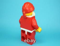 Lego Retail Store Shop Display 19 Giant Mini Figure 50cm Santa Clause Boxed Htf