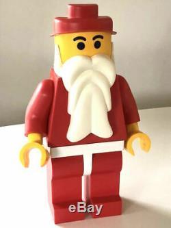 Lego Store Display Minifigure 19 inch (48 cm) Santa Claus X-Mas