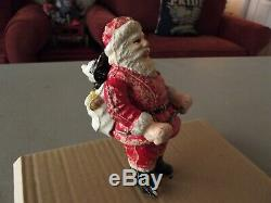 Lionel Original 1105 Santa Claus & Mickey Mouse Hand Car Figure Only Rare