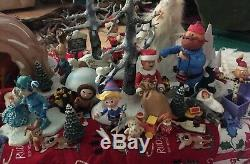 Lot of Memory Lane Santa Claus is Coming to Town/Frosty Plus So Much More