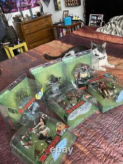 McFarlane Toys TWISTED X-MAS Complete Set 6 Figures