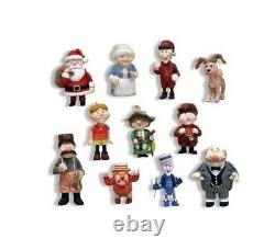Media Play The Year Without A Santa Claus 11 PVC Figure Set NEW IN BOX