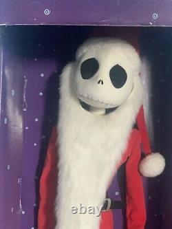 NBC Stuffed Figure Jack (Santa Claus) N-107