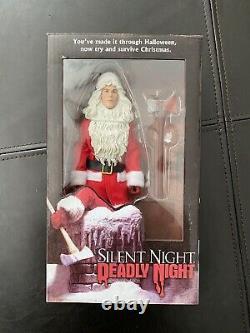 NECA Silent Night Deadly Night 8 Billy Figure NIB Case Fresh