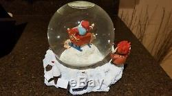 NECA The Year Without a Santa Claus Snowglobe 2002 Rare VHTF