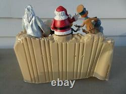 NEW Santa Claus Is Coming To Town 10 Piece Figure Set, Classic Media Mantis 2004