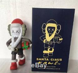New Arrivals Originalfake CompanionThe Santa Claus style Action Figure Kaws Gift