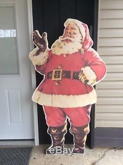 Outdoor Display Santa Claus