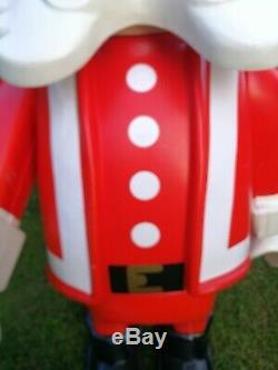 PLAYMOBIL SANTA CLAUS 160cm GEANT GROßFIGUR GRANDE LARGE GIGANTE STANDING FIGURE