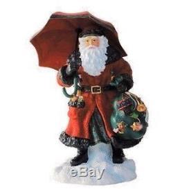 Pipka -Let It Snow Santa Artist Proof Ret/NIB