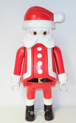 Playmobil Santa Claus Papa Noel Merry X Mas Großfigur 78 cm Weihnachtsmann V2