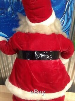 Primitive Antique Santa Claus Doll Christmas RARE