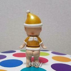 Rare! Sonny Angel Christmas Series 2008 Secret Gold Santa Claus Figure MO