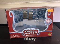 Rudolph The Red Nosed Reindeer Figures And Santa Claus Is Coming To Town Lot