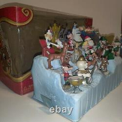 Rudolph The Red Nosed Reindeer Ultimate Figurine Collection Figure Sets Misfit