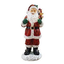 Saint Nicholas Santa Claus Kris Kringle Christmas Statue 32