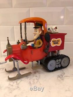 Santa Claus Is Comin' To Town Truck And Postman Kluger