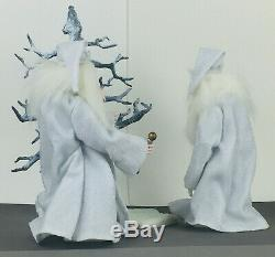 Santa Claus Is Comin To Town Winter Warlock And Winter Figures Memory Lane Used