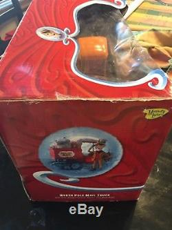 Santa Claus Is Comin coming to Town North Pole Mail Truck S. D. Kluger Rare