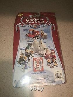 Santa Claus Is Coming to Town Burgermeister Meisterburger Figure Memory Lane NIB