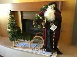 Santa Claus Limited Edition By Lynn Haney