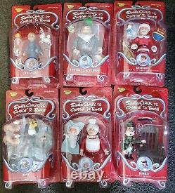 Santa Claus is Comin' To Town set of 6 Action Figures