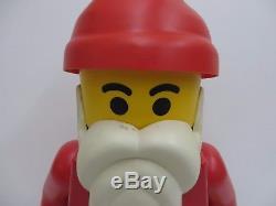 Santa Claus red 19 inch 48cm store shop display figure huge big jumbo