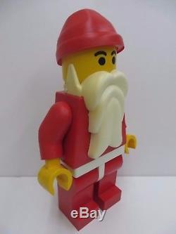 Santa Claus red white 19 inch 48cm store shop display figure huge big jumbo