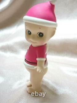 Sonny Angel Xmas Christmas Series 2006 Pink Santa Claus Mini Figure Rare