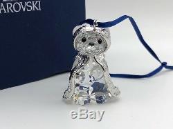 Swarovski Figur 870000 Kris Bär Santa Claus Ornament 4,7 cm. Ovp & Zertifikat
