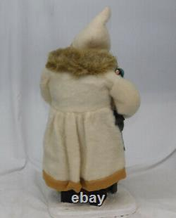The Christmas Past Collection Norma DeCamp for House of Hatten Santa Figure