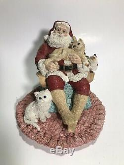 The Legend of Santa Claus United Design Purfect Christmas Cats
