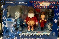 The Year Without A Santa Claus Set Snow Miser Heat Miser Media Play