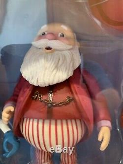 The Year Without A Santa Claus. Snow M, Heat Miser, Mrs. Claus, Jingle, Jangle