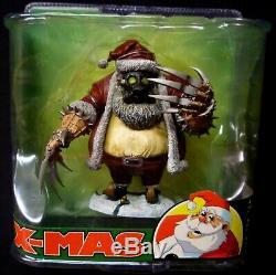 Twisted Christmas 5 Action Figure Set Monsters Series 5 2007 McFarlane Amricons