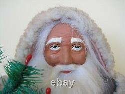 Vintage 18 BETHANY LOWE Santa Claus Belsnickel Father Christmas Vickie Smyers
